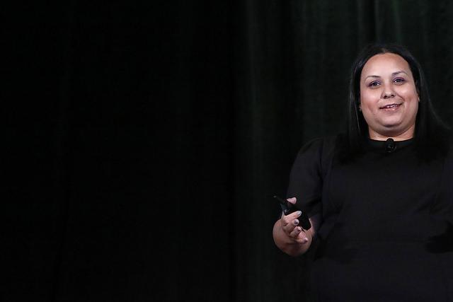 Karina Castillo Ted Talk