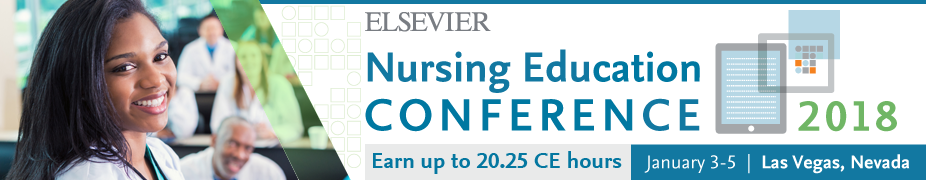 2018 Elsevier Faculty Nursing Education Conference