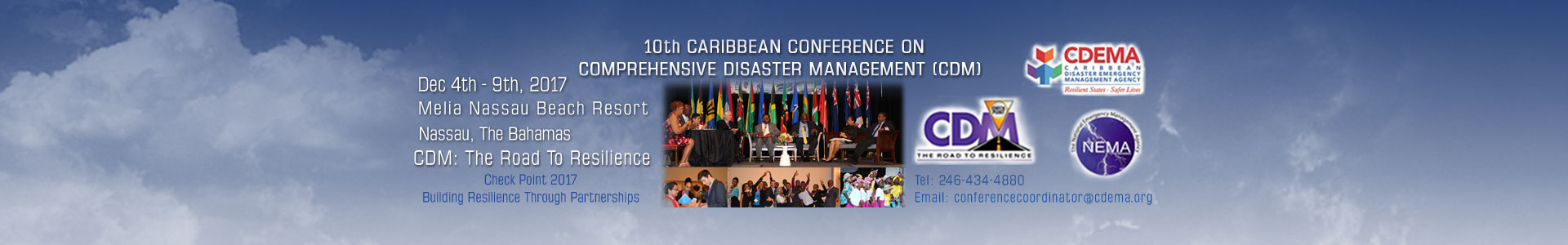 10th Caribbean Conference on Comprehensive Disaster Management