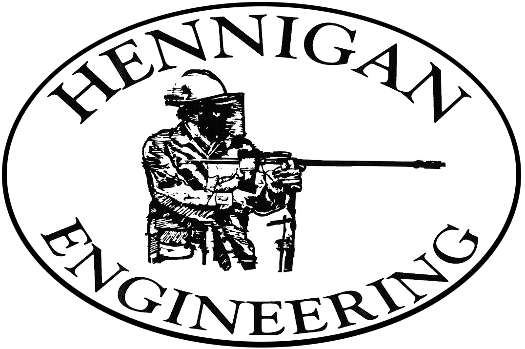 Hennigan Oval Logo