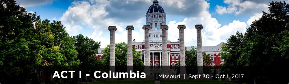 ACT I - Columbia, MO