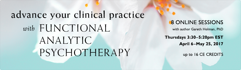 Functional Analytic Psychotherapy Online Course