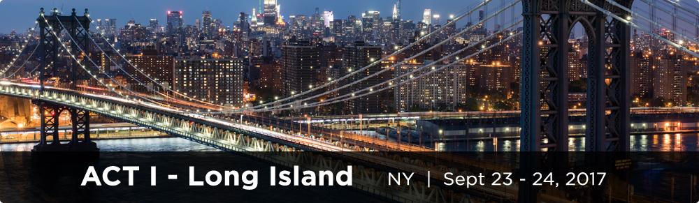 ACT I - Long Island
