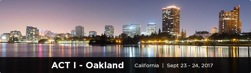 ACT I - Oakland