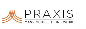 PraxisLogo-ManyVoices
