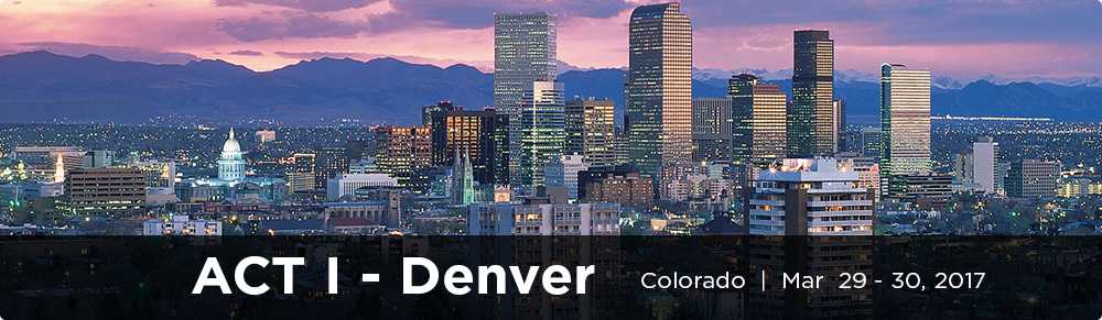 ACT I - Denver
