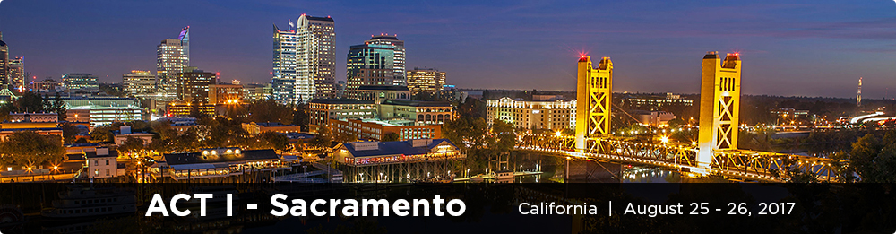 ACT I - Sacramento