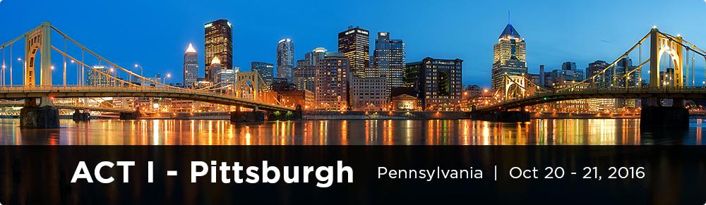 ACT I - Pittsburgh