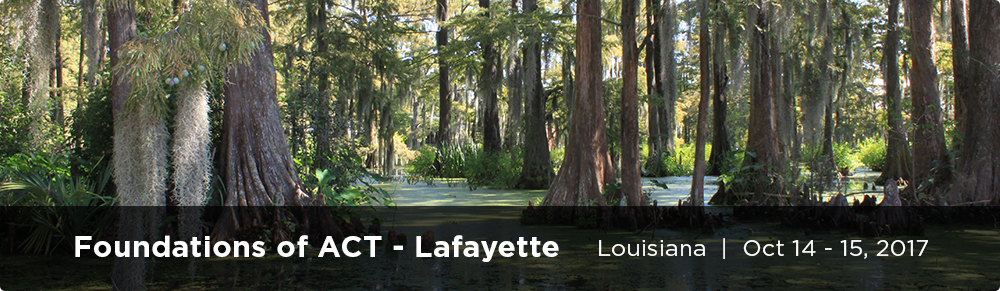 Foundations of ACT - Lafayette
