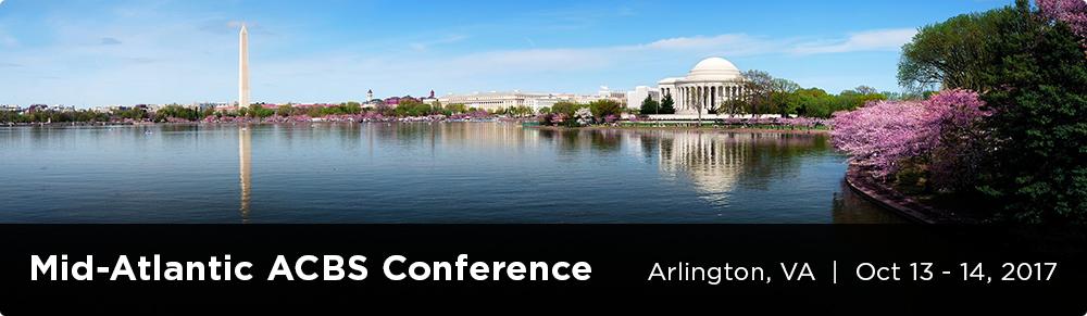 MAC ACBS Annual Conference - Arlington VA