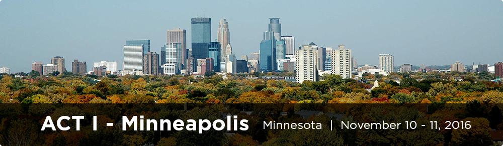 ACT I - Minneapolis