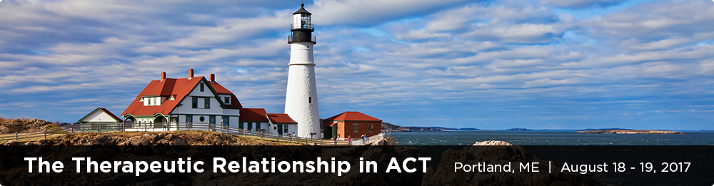 The Therapeutic Relationship - Maine