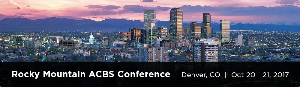 RM ACBS Annual Conference - Denver