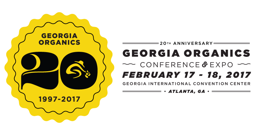20th Anniversary Georgia Organics Conference & Expo