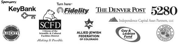 Mizel Museum sponsors