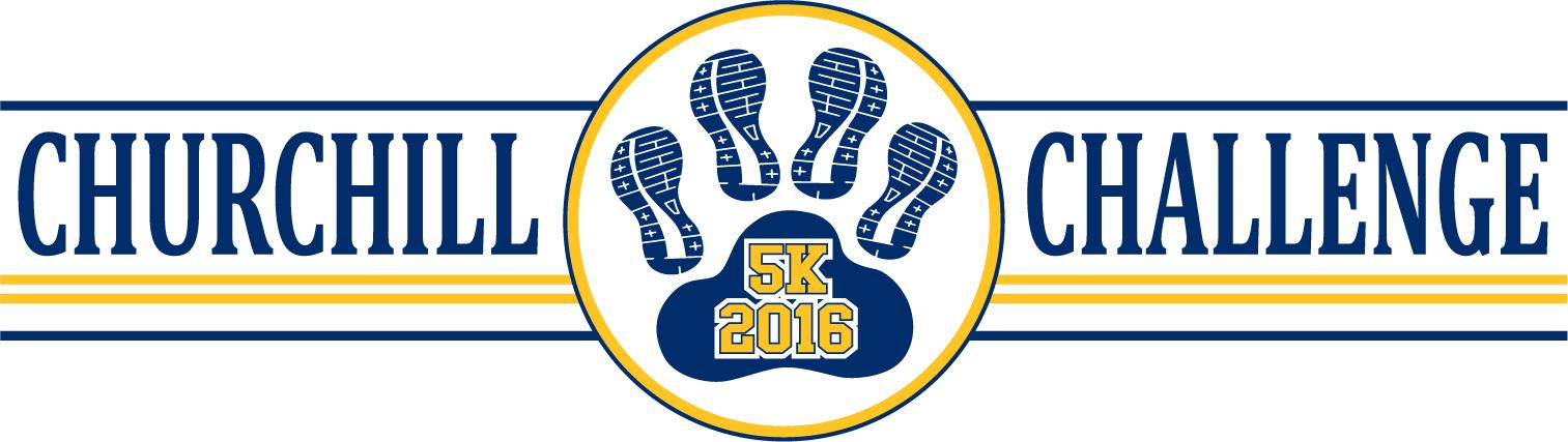 Churchill Challenge 5K Run!