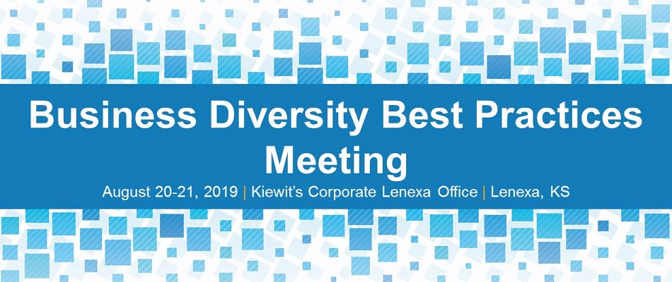Business Diversity Best Practices Meeting