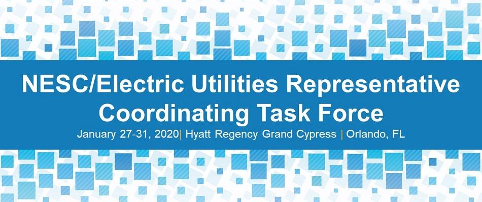 EEI NESC/Electric Utilities Representative Coordinating Task Force