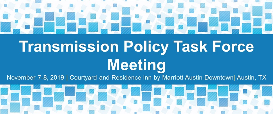 Transmission Policy Task Force meeting