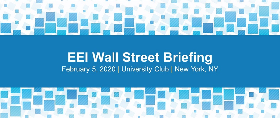 Wall Street Briefing