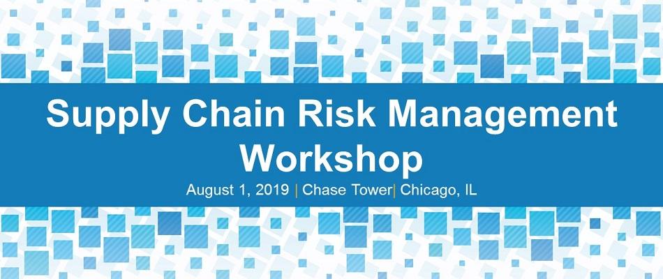 EEI Supply Chain Risk Management Workshop