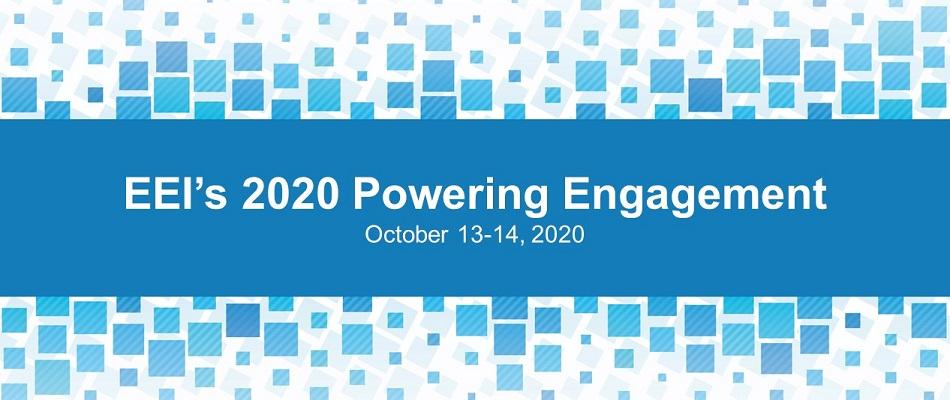 EEI's 2020 Powering Engagement