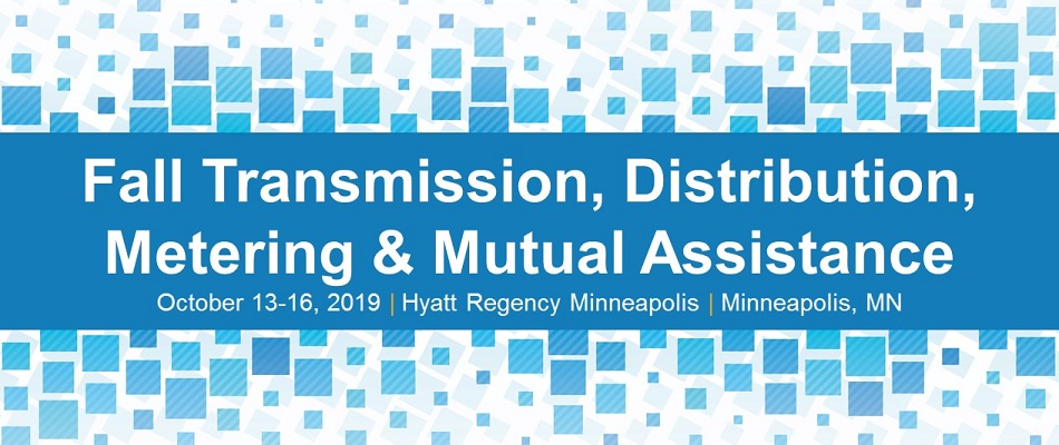 Fall Transmission, Distribution, Metering and Mutual Assistance Conference