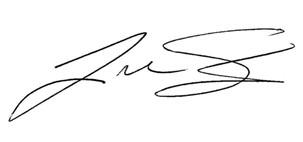 Lincoln Smith Signature