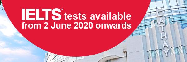 IDP IELTS COVID test availability