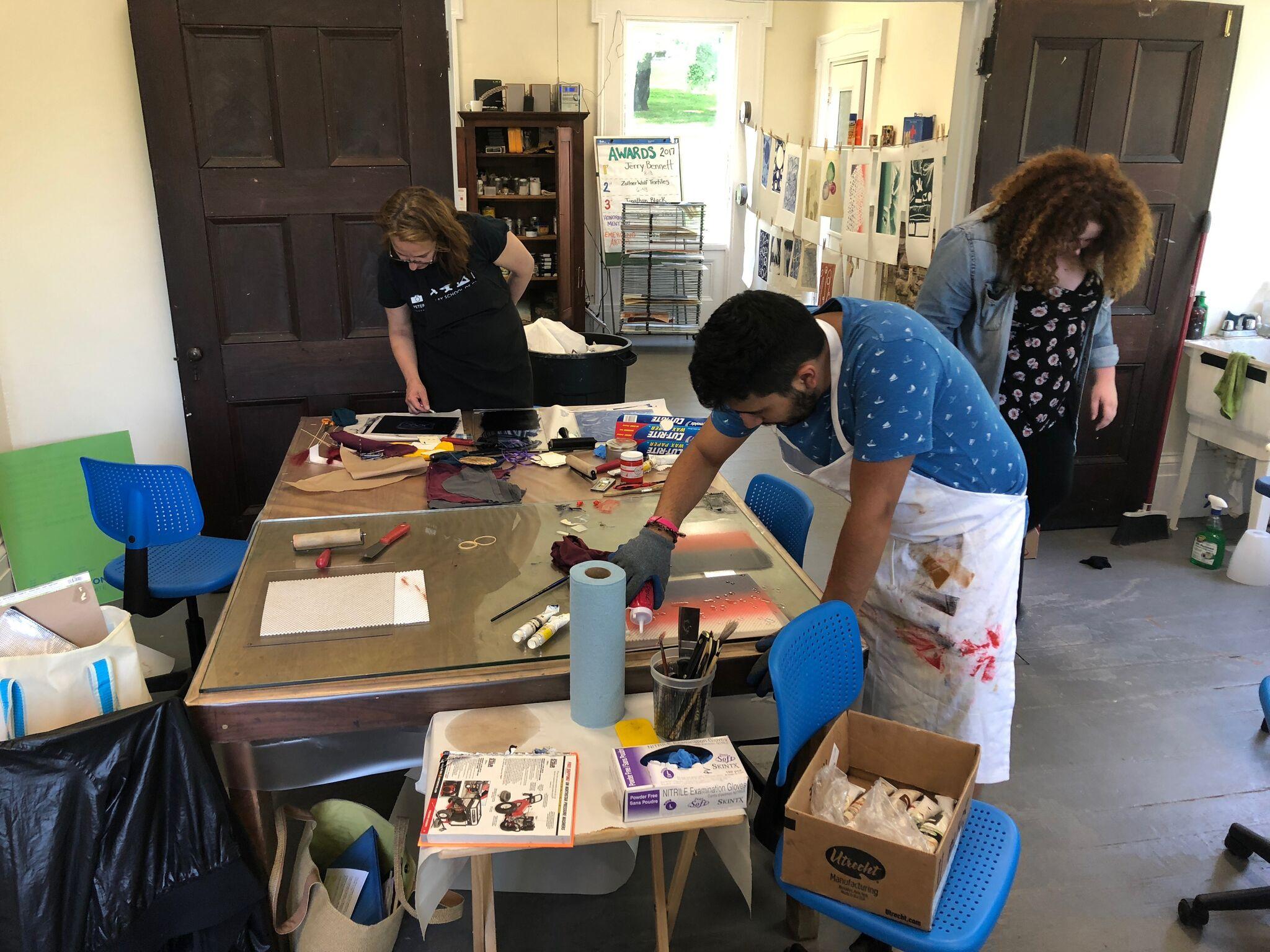 AENJ @ Peters Valley School of Craft