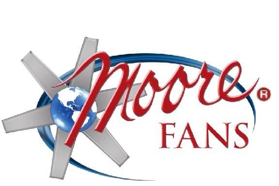 Moore Fans - logo