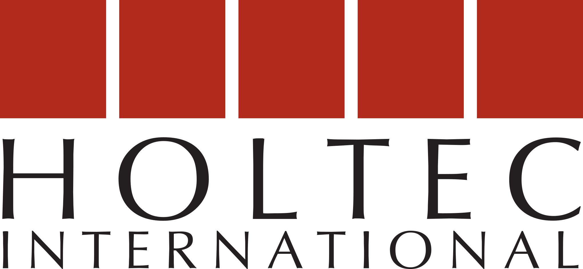 Holtec - logo