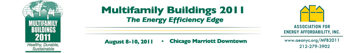 Multifamily Buildings 2011