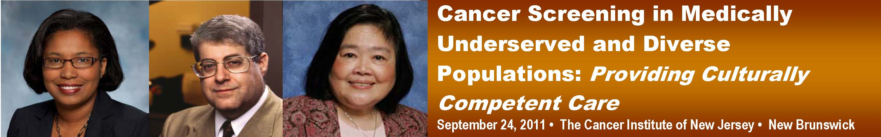 Cancer Screening in Medically Underserved and Diverse Populations: Providing Culturally Competent Care