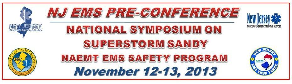 2013 EMS PreConference Banner