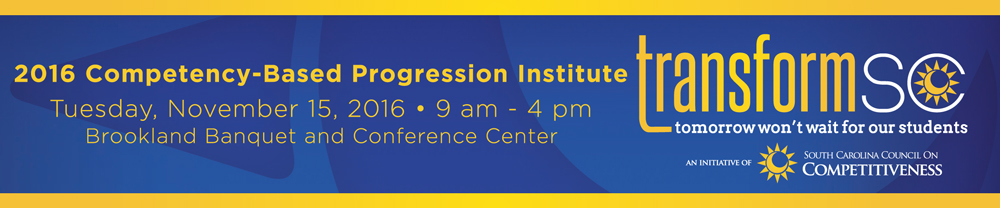 Competency-Based Progression Institute