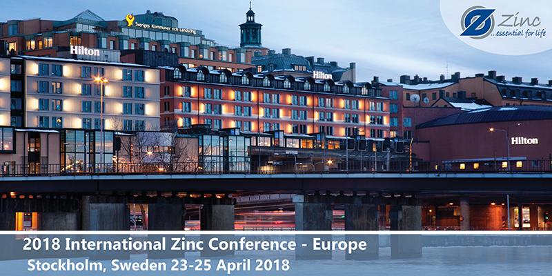 2018 Zinc Conference - EU
