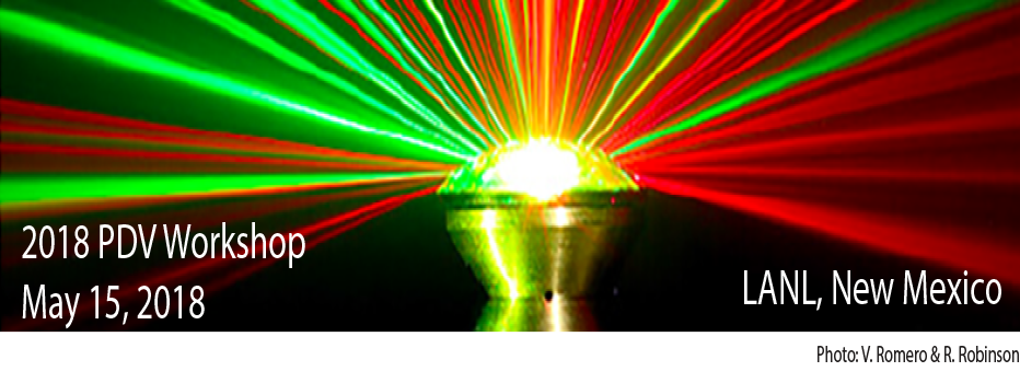 Photon Doppler Velocimetry (PDV) - Classified