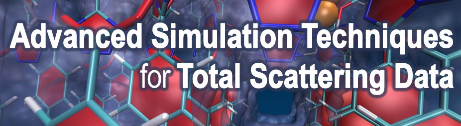Advanced Simulation Techiques for Total Scattering Data