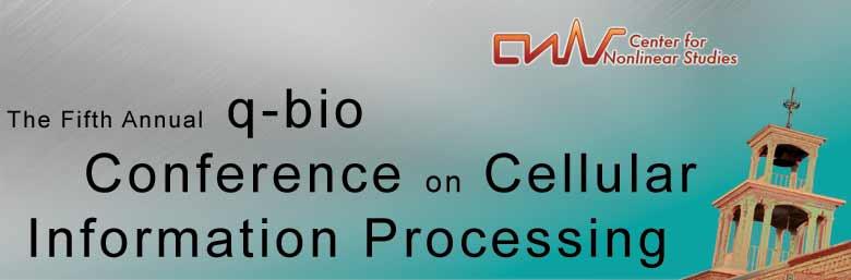 q-bio Conference 2011