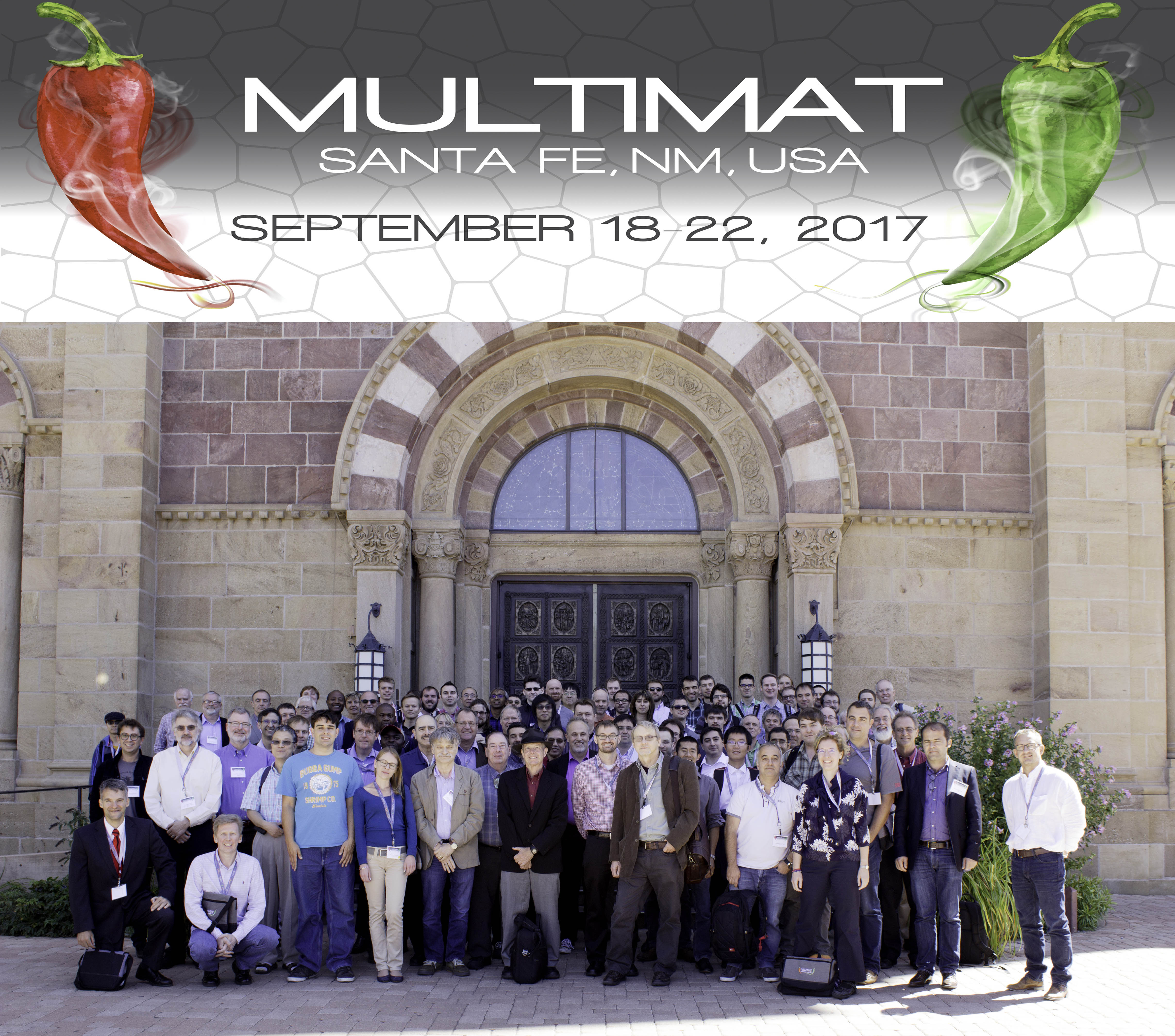 MultiMat Group Photo