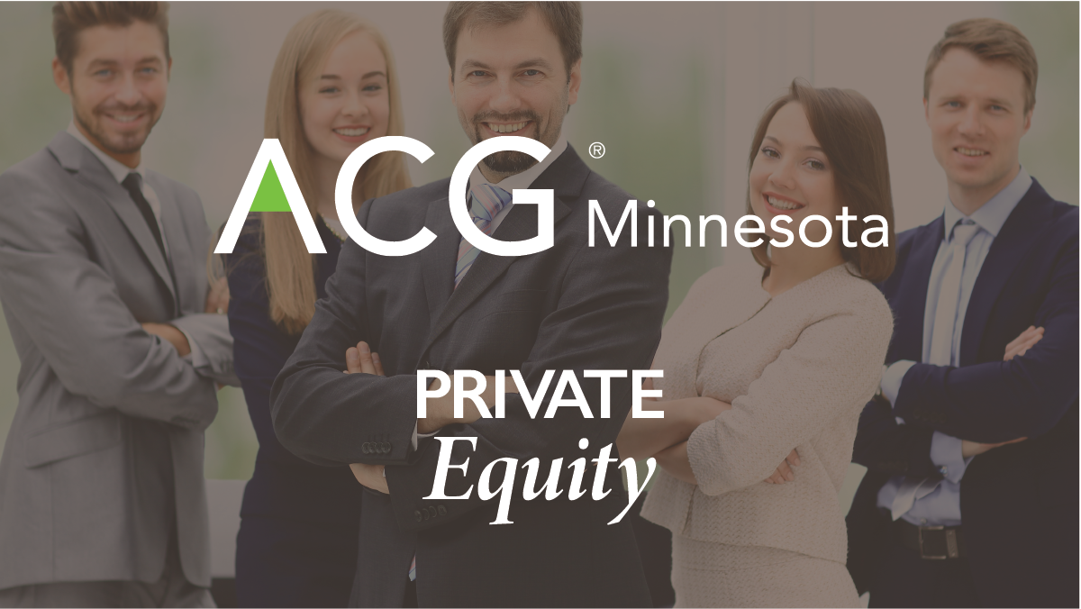 ACG MN Presents: Private Equity 2018