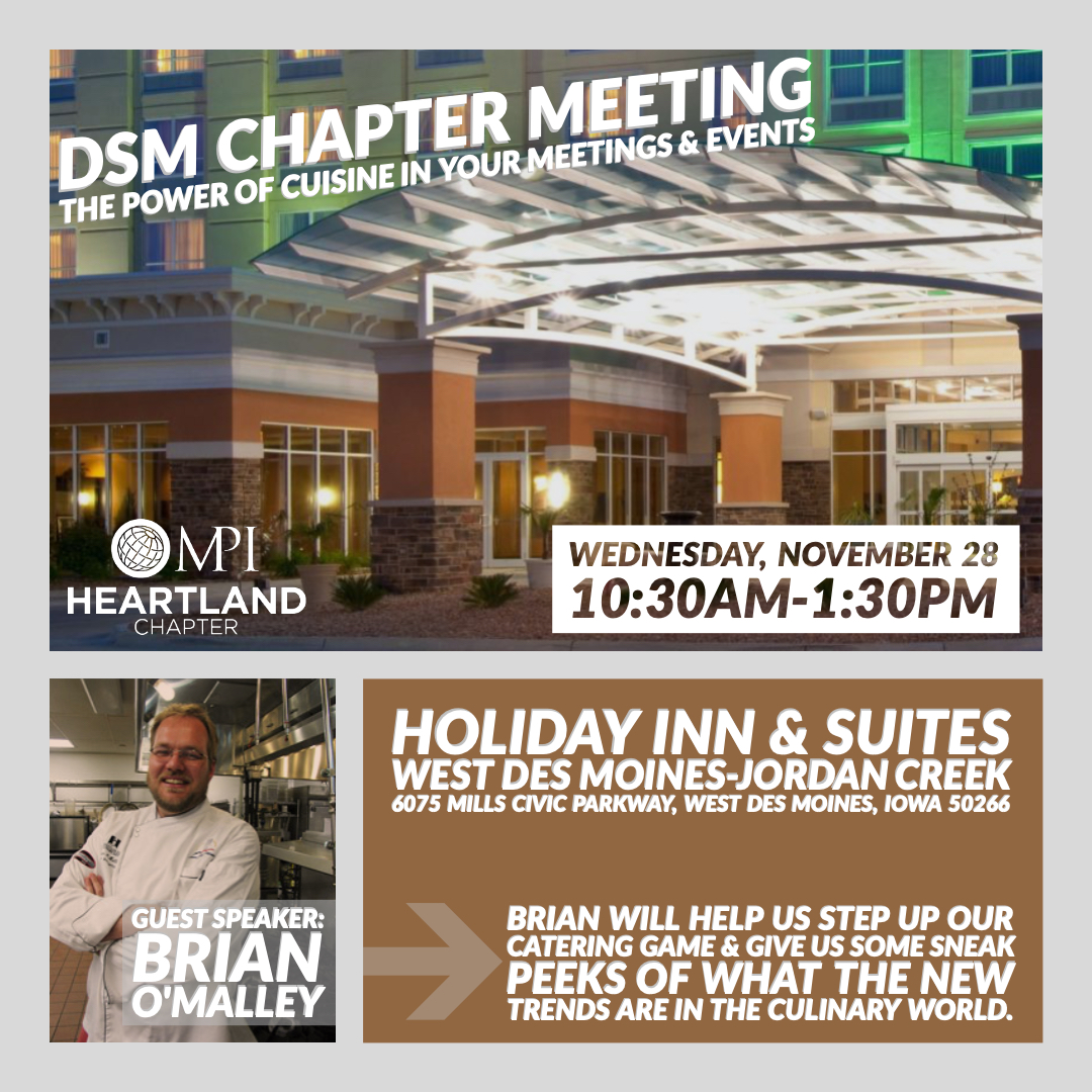 DSM Chapter Meeting Nov 2018 NEW