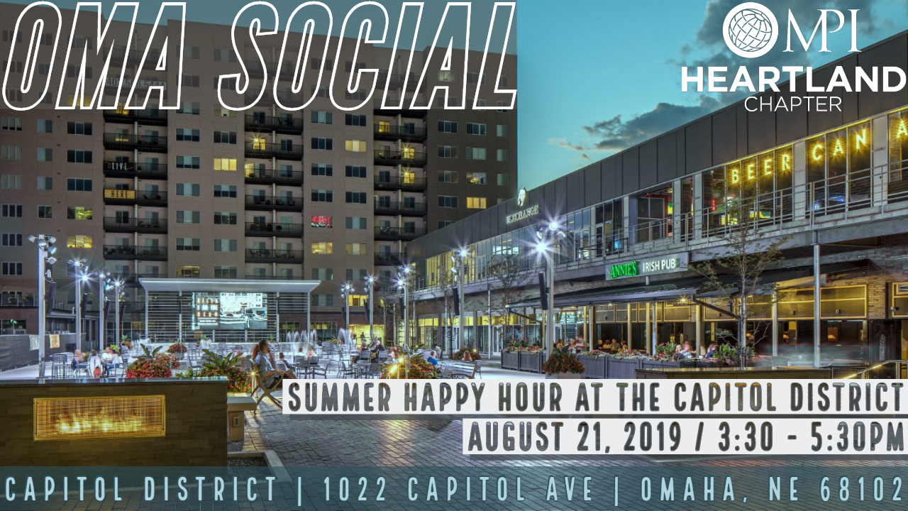OMA August 2019 Social