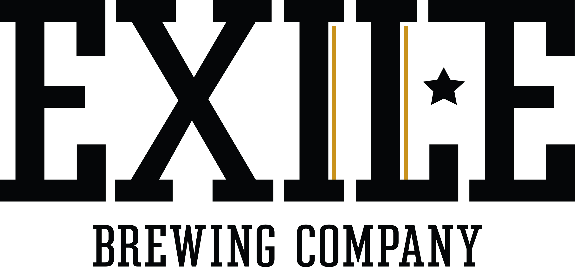 exile logo_brewing co