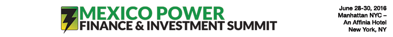 Mexico Power Finance & Investment