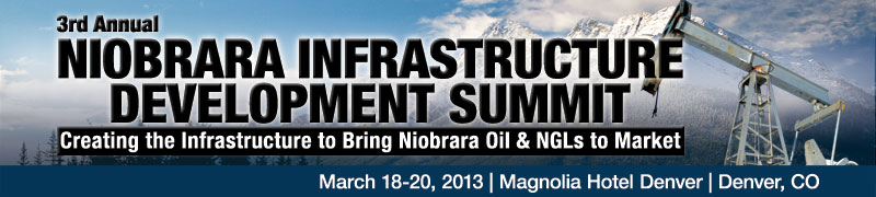 3rd Annual Niobrara Infrastructure Development Summit