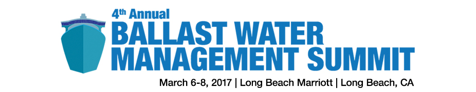 4th Annual Ballast Water Management Summit