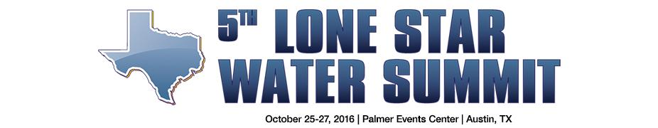 5th Lone Star Water Summit