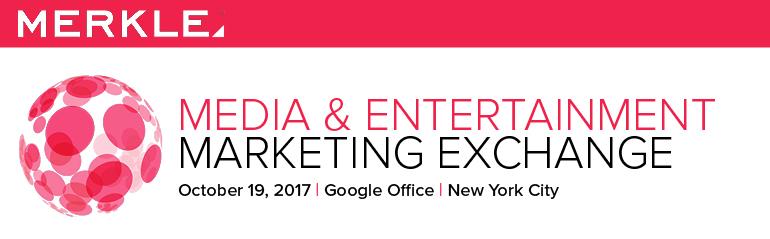 2017 Media & Entertainment Exchange